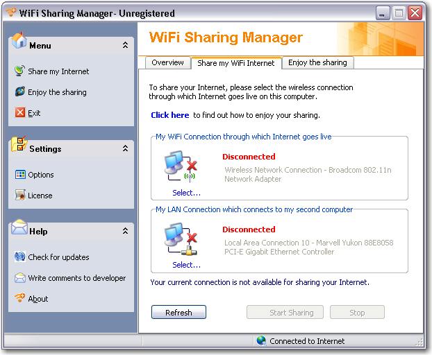 Let your desktop use wireless.